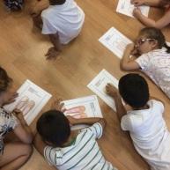 Arts and Crafts Infantil English´s Fun Salamanca (2)