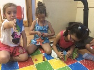 Arts and Crafts Infantil English´s Fun Salamanca (21)