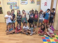 Arts and Crafts Infantil English´s Fun Salamanca (24)
