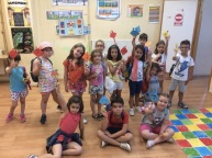 Arts and Crafts Infantil English´s Fun Salamanca (27)