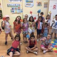Arts and Crafts Infantil English´s Fun Salamanca (27)