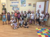 Arts and Crafts Infantil English´s Fun Salamanca (3)