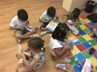 Arts and Crafts Infantil English´s Fun Salamanca (4)
