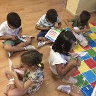 Arts and Crafts Infantil English´s Fun Salamanca (4)