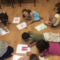 Arts and Crafts Infantil English´s Fun Salamanca (5)