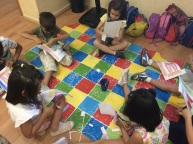 Arts and Crafts Infantil English´s Fun Salamanca (6)