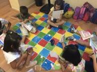 Arts and Crafts Infantil English´s Fun Salamanca (6)