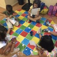 Arts and Crafts Infantil English´s Fun Salamanca (7)