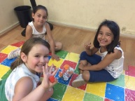 Arts and Crafts Infantil English´s Fun Salamanca (8)
