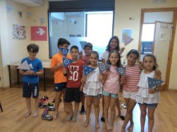 Arts and Crafts Primaria, Englih´s Fun, Salamanca (1)
