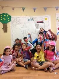 Arts and Crafts Primaria, Englih´s Fun, Salamanca (13)