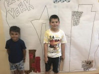 Arts and Crafts Primaria, Englih´s Fun, Salamanca (14)