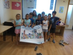 Arts and Crafts Primaria, Englih´s Fun, Salamanca (2)