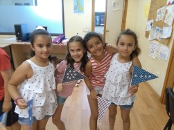 Arts and Crafts Primaria, Englih´s Fun, Salamanca (3)