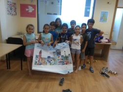 Arts and Crafts Primaria, Englih´s Fun, Salamanca (4)