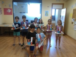 Arts and Crafts Primaria, Englih´s Fun, Salamanca (5)