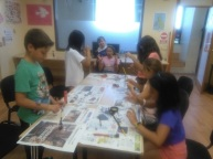 Arts and Crafts Primaria English´s Fun Salamanca (10)