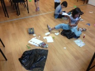 Arts and Crafts Primaria English´s Fun Salamanca (12)