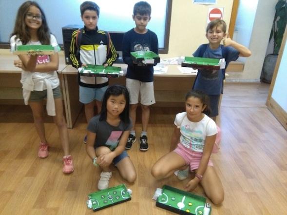 Arts And Crafts Primaria English´s Fun Salamanca (14)