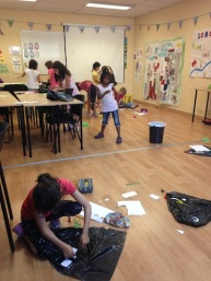 Arts and Crafts Primaria English´s Fun Salamanca (15)