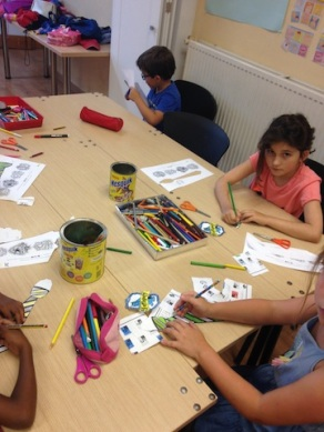Arts and Crafts Primaria English´s Fun Salamanca (1)