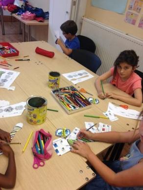 Arts and Crafts Primaria English´s Fun Salamanca (1)