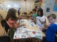 Arts and Crafts Primaria English´s Fun Salamanca (17)
