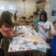 Arts and Crafts Primaria English´s Fun Salamanca (17)