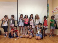 Arts and Crafts Primaria English´s Fun Salamanca (18)