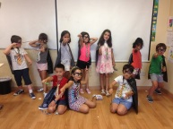 Arts and Crafts Primaria English´s Fun Salamanca (19)