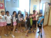 Arts and Crafts Primaria English´s Fun Salamanca (20)