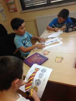 Arts and Crafts Primaria English´s Fun Salamanca (2)
