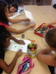 Arts and Crafts Primaria English´s Fun Salamanca (4)