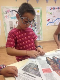 Arts and Crafts Primaria English´s Fun Salamanca (5)