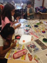 Arts and Crafts Primaria English´s Fun Salamanca (6)