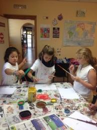 Arts and Crafts Primaria English´s Fun Salamanca (8)