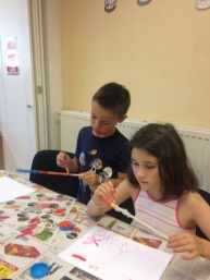 Arts and Crafts Primaria English´s Fun Salamanca (9)
