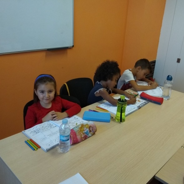 English's Fun Escuela de Inglés Salamanca 1º Primaria (1)
