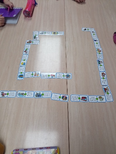 English´s Fun, 2ºEP